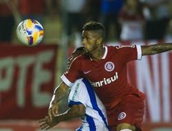 Léo Inter Cruzeiro-RS  (Foto: Alexandre Lops/Inter)
