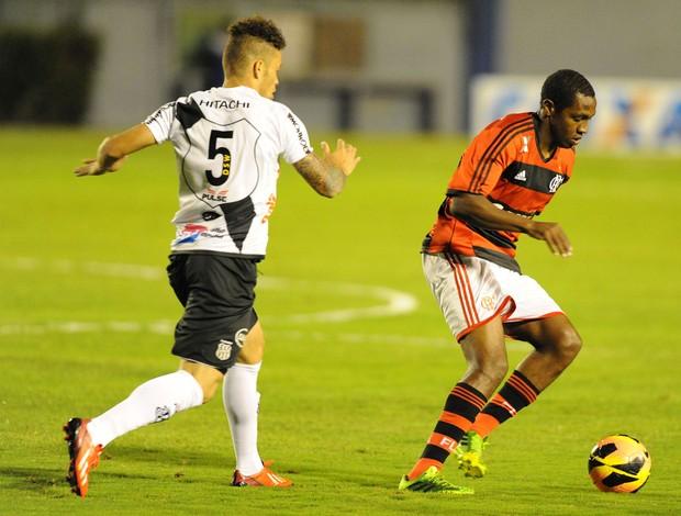Renato Abreu Flamengo x Ponte Preta (Foto: Alexandre Vidal / Flaimagem)