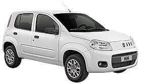 Fiat Uno (Foto: Fiat)