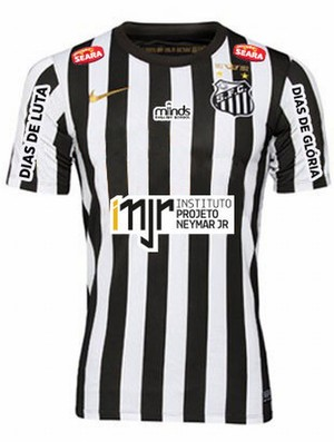 camisa santos chor&#227;o (Foto: Divulga&#231;&#227;o/Santos FC)