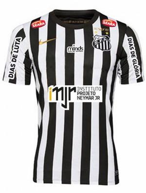 camisa santos chorão (Foto: Divulgação/Santos FC)