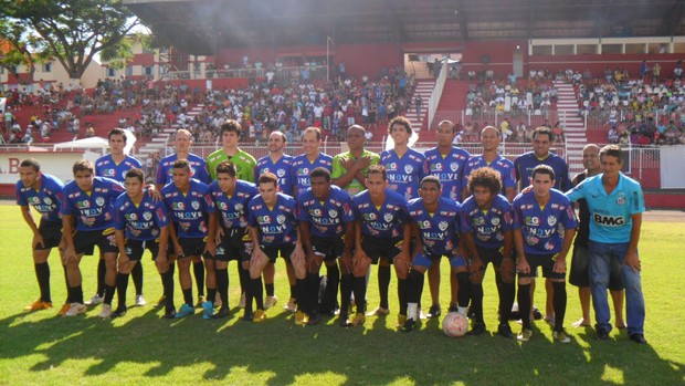 Campeonato Amador de Foz - Vila C é campeão 2012 (Foto: RPC TV/Foz do Iguaçu)