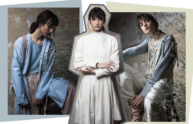 A estilista Rafaella Caniello elege a UDesign para lançar a segunda coleção de sua marca (Foto: Divulgação/ Augusto Carneiro)