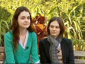 Carmem e Priscila vivem juntas há 10 anos. (Foto: Reprodução/RBS TV)