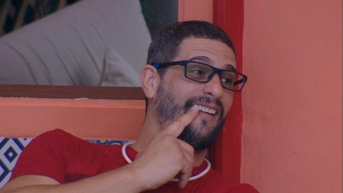 Dente Daniel (Foto: TV Globo)