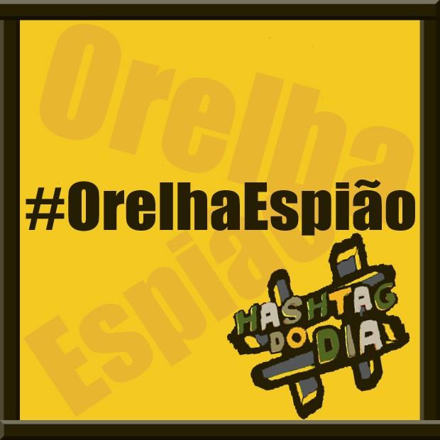 #HashtagDoDia: OrelhaEspião (Foto: Malhação/ TV Globo)