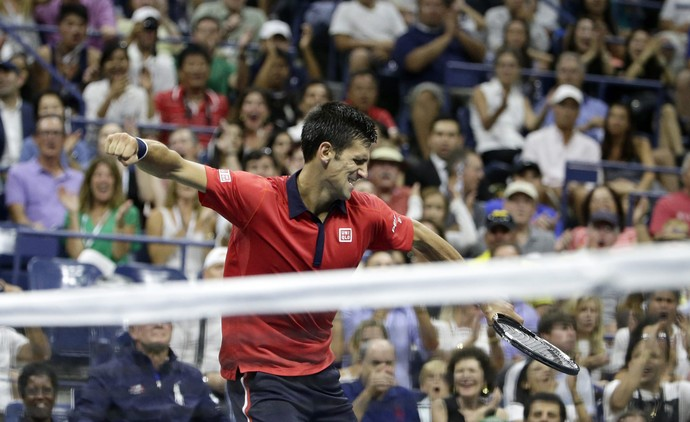 Novak Djokovic, US Open (Foto: EFE)