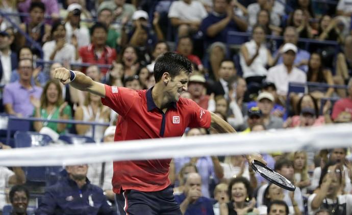 Novak Djokovic, US Open (Foto: EFE)