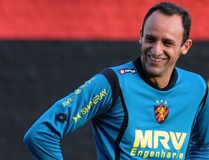 Magrão, goleiro do Sport (Foto: Aldo Carneiro)