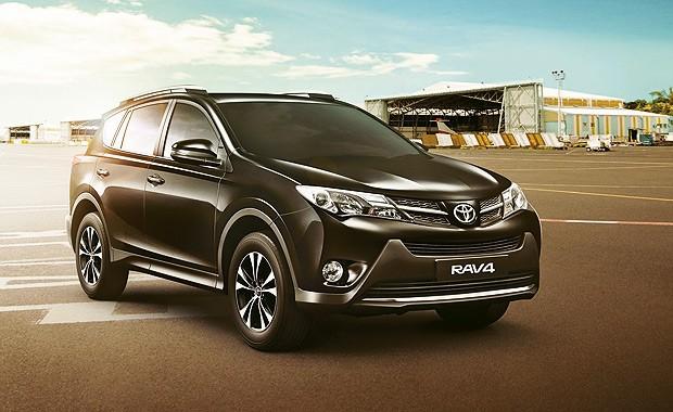 Toyota RAV4 2014 (Foto: Divulgação)
