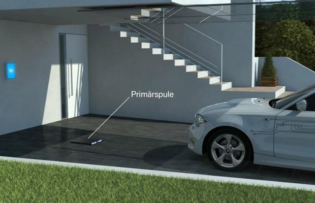 Base pode ser instalada na garagem ou ao ar livre (Foto: Divulgação)