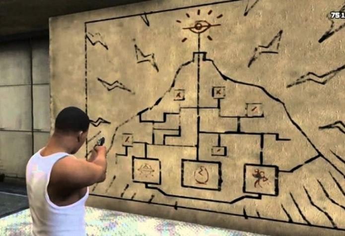 Propulsores poderão aparecer em breve no GTA 5 (Foto: Reprodução/YouTube)