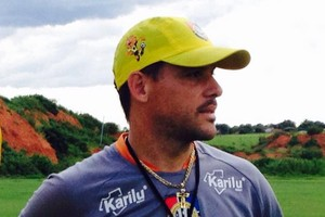 Patrick Belletti, preparador físico do Rondonópolis (Foto: Arquivo Pessoal)