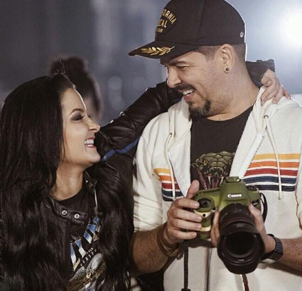 Maraisa e Wendell Vieira (Foto: Reprodução)