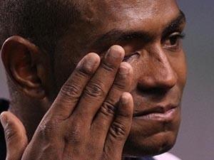 jobson chora (Foto: Agência Estado)