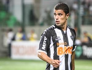 Atacante Leonardo, do Atlético-MG (Foto: Bruno Cantini / Flickr do Atlético-MG)