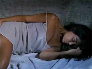Enquanto isso, Gabriela dorme profundamente (Foto: Gabriela / TV Globo)