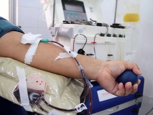 O ato de doar sangue pode salvar vidas, segundo salienta a Fhemeron (Foto: Daiane Mendonça/Secom/RO)