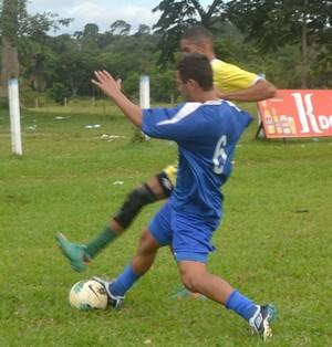 Muitos gols movimentam mais uma rodada do Campeonato de Férias (Foto: Wescley Camelo)