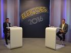 Candidatos a prefeito de Vila Velha chegam para debate na TV Gazeta