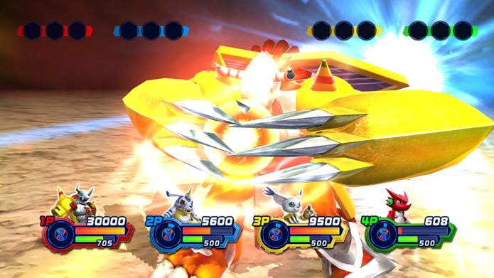 Digimon All Star Rumble (Foto: Divulgação);