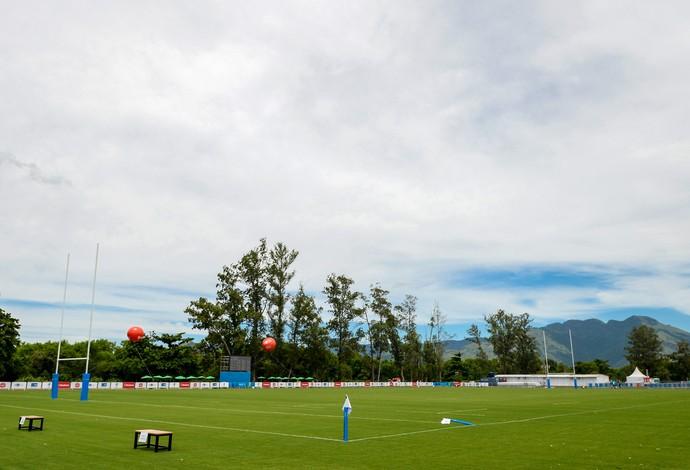 Evento-teste rugby rio 2016 deodoro (Foto: Getty Images)