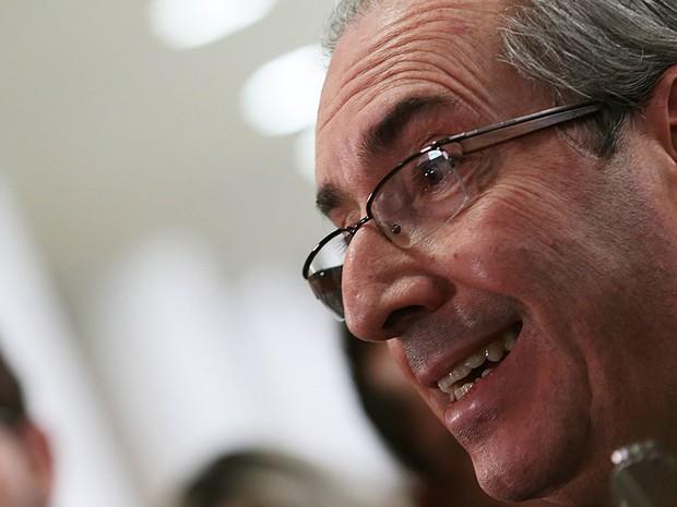 Eduardo Cunha (Foto: Jorge William/Agência O Glob)
