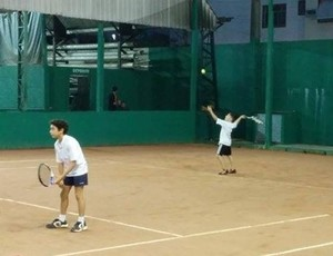 Internacional de Regatas Tênis (Foto: Reprodução / Internacional de Regatas)