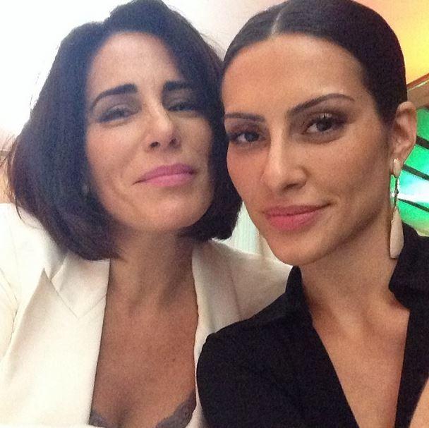 Cleo Pires e Gloria Pires (Foto: Instagram/Reprodução)