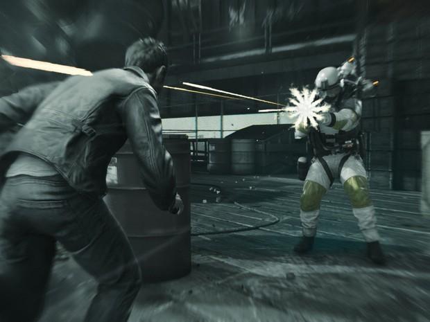 O protagonista Jack Joyce tem acesso a seis poderes de manipulação do tempo em 'Quantum Break' (Foto: Divulgação)