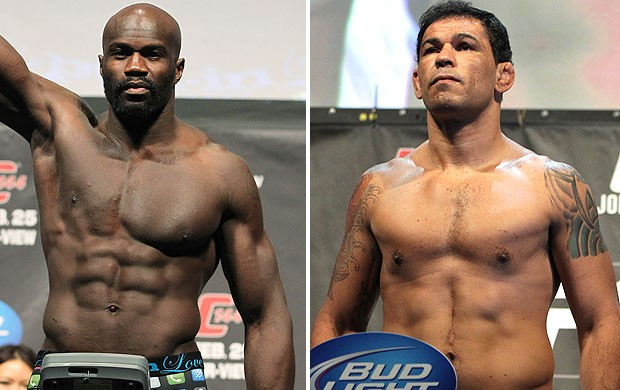 Rodrigo MINOTAURO e do Cheick Kongo, UFC (Foto: Getty Images)
