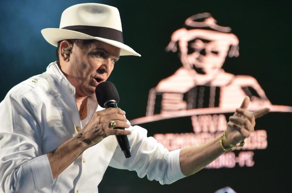 Alcymar Monteiro faz parte da comissão que vai escolher as melhores músicas (Foto: Edson Fernandes/Secom)