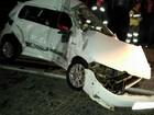 Policial militar morre acidente de carro em rodovia federal em Cuiabá