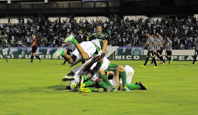 Guarani x União Barbarense (Foto: Rodrigo Villalba / Guarani FC)