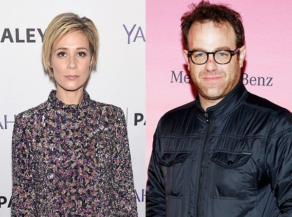 Liza Weil e Paul Adelstein (Foto: Getty Images)