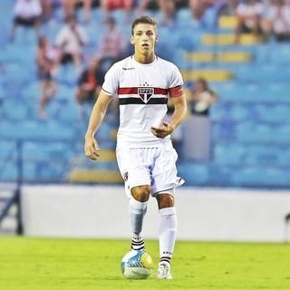 Hugo Gomes São Paulo (Foto: Divulgação)