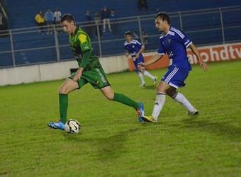 Jogo terminou com placar de 1 a 0 para o Pelotas (Foto: Rodrigo Figueiró/CAC)