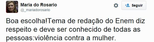 G1 Bolsonaro E Feliciano Criticam Enem Maria Do Rosário E Janine