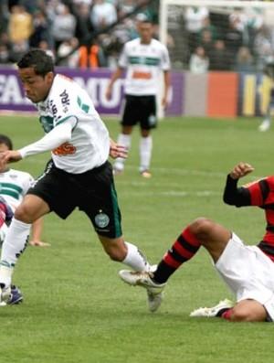 Coritiba x Flamengo - Rafinha (Foto: Divulgação / Coritiba)