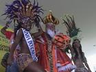 Evento lança carnaval das cidades históricas de Minas