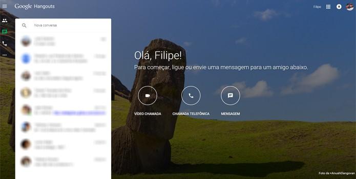 Site facilita a vida de quem não usa o Gmail ou a extensão para o Google Chrome (Foto: Reprodução/Filipe Garrett)