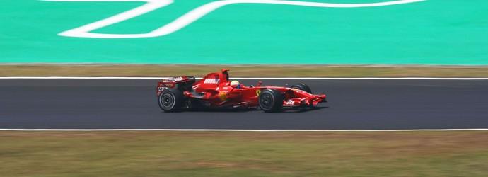 Felipe Massa,  Interlagos 2007 (Foto: Getty Images)