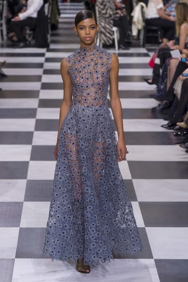 Dior alta costura verão 2018 (Foto: Imaxtree)