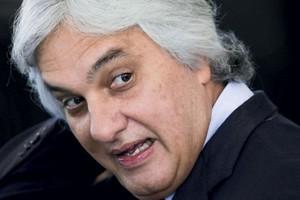 Delcídio Amaral (Foto: Ueslei Marcelino / Reuters)