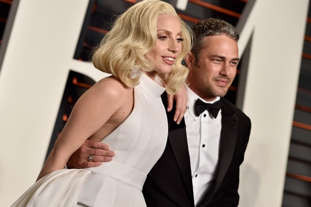 Lady Gaga e Taylor Kinney (Foto: Getty Images)