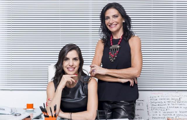 As sócias Paola de Picciotto e Flavia de Picciotto Terpins (Foto: Divulgação)