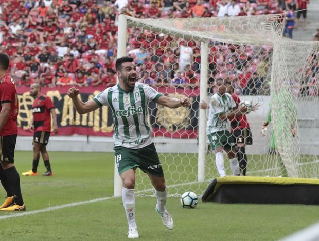 BLOG: Palmeiras entrou em campo com time misto e se deu bem contra o Sport