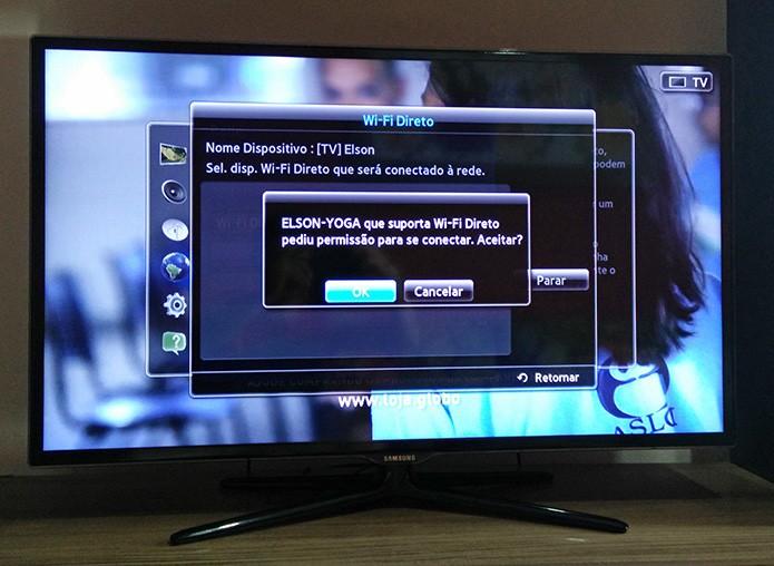 Microsoft Edge pode precisar que usuário computador a se conectar à TV (Foto: Elson de Souza/TechTudo)