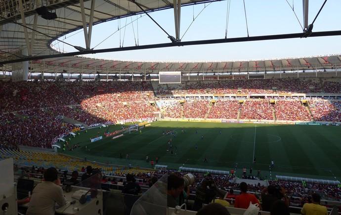 Maracanã, Flamengo (Foto: Cahê Mota)