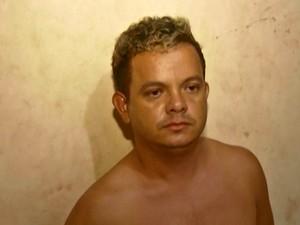 Suspeito do crime está preso em Santarém (Foto: Reprodução/TV Tapajós)